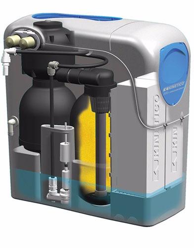 adoucisseur d'eau sans électricité