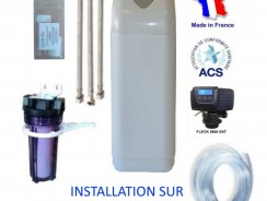 Test de l'Adoucisseur d'eau FLECK NEVADA 30 de O'Fresh