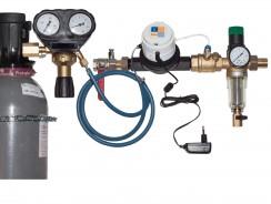 L'adoucisseur d'eau au CO2 : quand le dioxyde de carbone nous rend service
