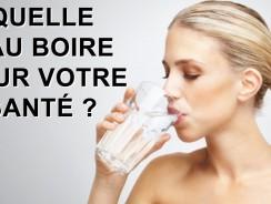 L'adoucisseur d'eau et la santé