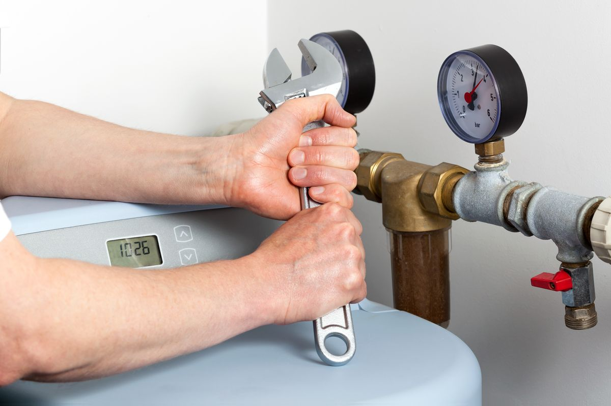 L'adoucisseur d'eau : quel type d'entretien ?
