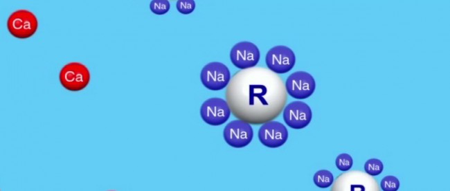 Adoucisseur d'eau ionique