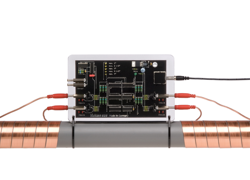 Adoucisseur d'eau électronique