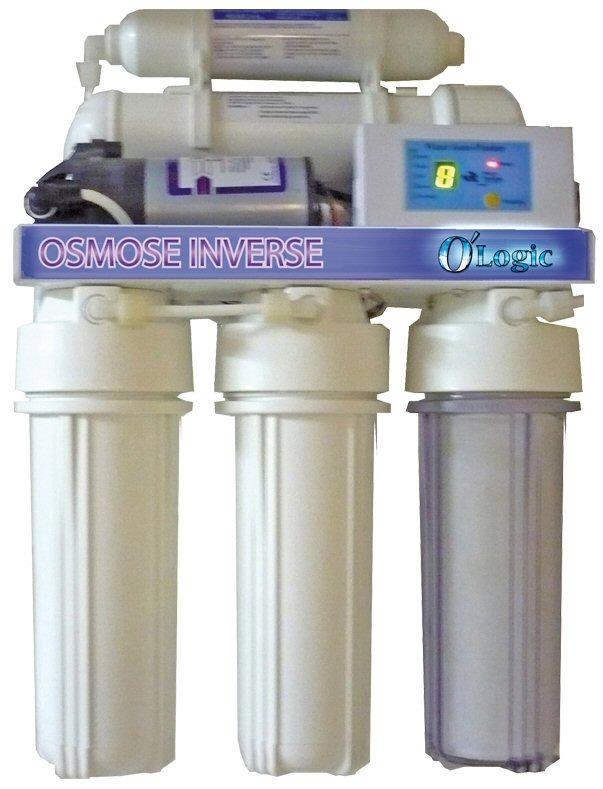 Test de l'osmoseur 5 étages de TUBConcept
